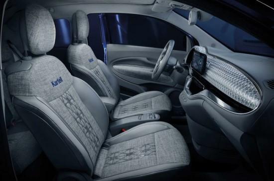 """""""Fiat 500"""" vidus © Gamintojo nuotrauka"""