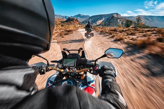 """Naujiena motociklininkams – pritaikyta navigacijos sistema """"zūmo XT"""""""