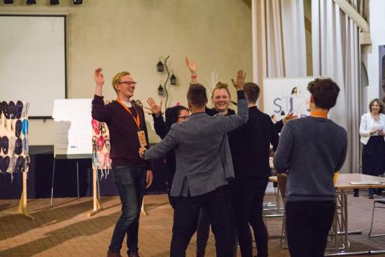 Finalininkai apdovanoti novatoriškų verslo idėjų konkurse