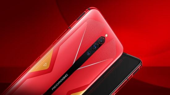 """Pristatytas """"Red Magic 5G"""" žaidimų telefonas su 144Hz ekranu ir įspūdinga aušinimo sistema"""