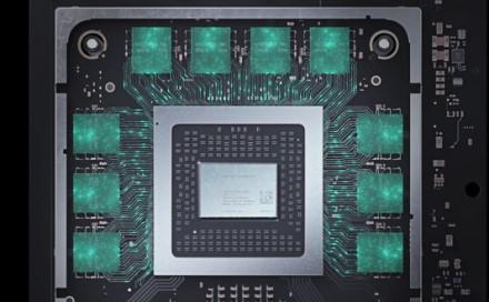 """""""Xbox Series X"""" konsolė turi GPU su 3328 stream procesoriais"""