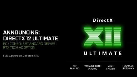"""""""nVidia"""" RTX ir AMD """"RDNA 2"""" vaizdo plokštės palaikys """"DirectX 12 Ultimate"""""""