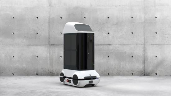 Lietuviai kuria unikalų pasaulyje dezinfekcinį robotą