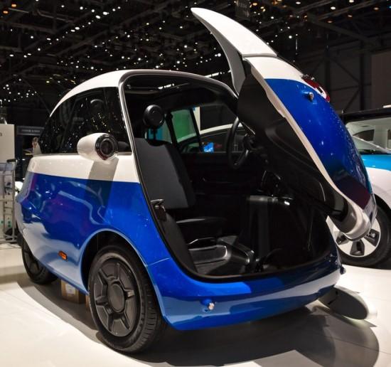 Šveicarai sukūrė tokį elektromobilį, kokio turbūt dar nesiūlo niekas kitas