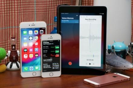 """""""Apple"""" netikėtai išleido atnaujinimą """"iPhone 5s"""", """"iPhone 6"""" ir senesniems """"iPad"""""""
