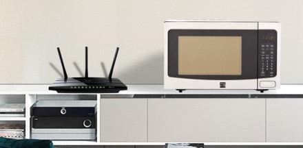Tyrimas atskleidė: paprasta mikrobangų krosnelė gali lėtinti Wi-Fi jūsų namuose