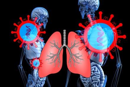 Kova prieš COVID-19: mokslininkai sukūrė kvėpavimą lengvinantį aparatą