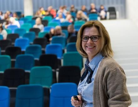 Biomedicinos mokslų daktarė Laura Daniusevičiūtė-Brazaitė