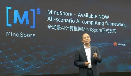 """""""Huawei"""" pristatė visiems pasiekiamą dirbtinio intelekto įrankį """"MindSpore"""""""