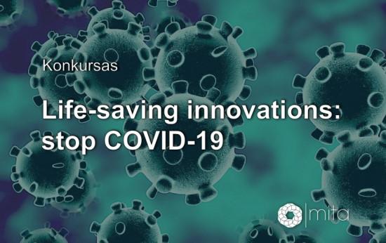 Lietuviai inovatyviomis idėjomis šturmavo COVID-19 konkursą
