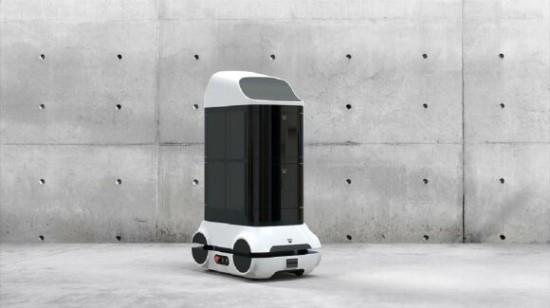 Lietuviai kuria dezinfekcinį robotą © Organizacijos nuotr.