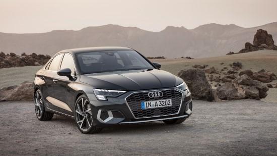 """Elegantiškas, efektyvus, evoliucinis: naujas """"Audi A3 Limousine"""""""