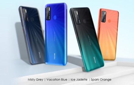 """Kinai siūlo daug už mažai: """"Tecno"""" pristatė naująjį """"Spark 5"""" išmanųjį telefoną"""