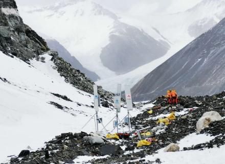 """""""Huawei"""" įdiegė 5G ryšį aukščiausiame pasaulyje kalne"""