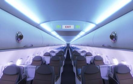 Tokios elektroninės nosys galėtų būti montuojamos lėktuvuose © Gamintojo nuotrauka