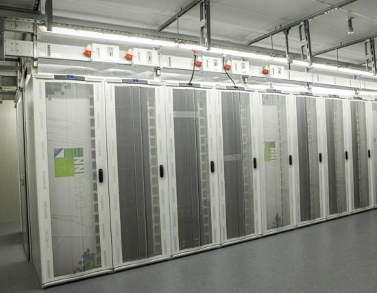 Duomenų centras. Nuotraukos iš archyvo.