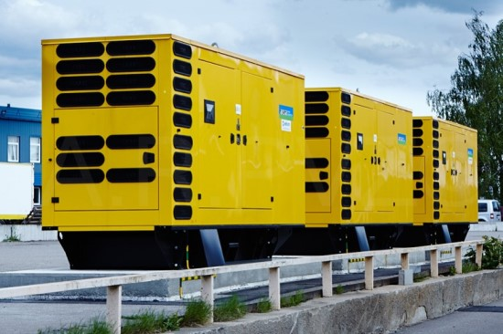 Elektros generatoriai. Nuotraukos iš archyvo.