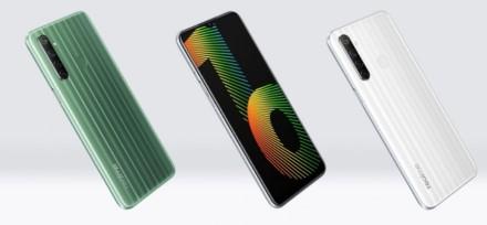 """""""Realme"""" pagaliau pristatė naujuosius """"Narzo 10"""" telefonus"""