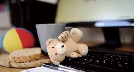 Karantino metu vaikų veikla internete išaugo net 256 proc.