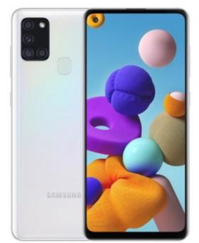 """""""Samsung"""" pristatė dar vieną pigų telefoną – """"Galaxy A21"""""""