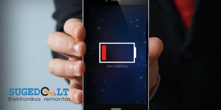 """Kaip tausoti """"iPhone"""" bateriją, kad ji tarnautų kuo ilgiau"""