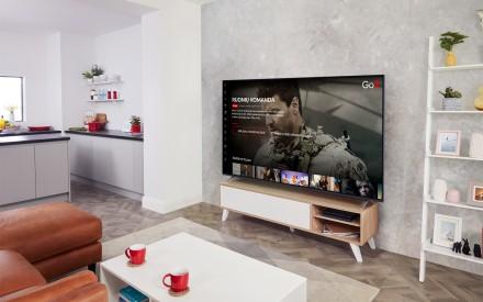 """Vaizdo turinio platforma Baltijos šalyse """"Go3"""" jau pasiekiama LG televizoriuose"""
