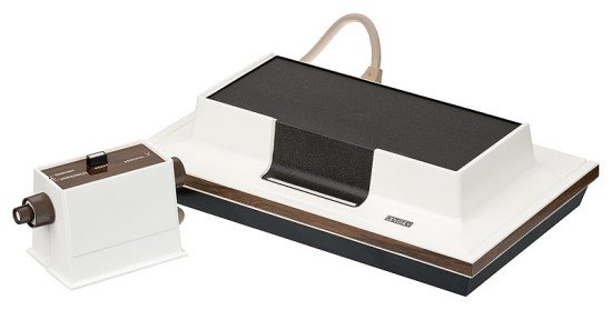 """Magnavox Odyssey"". commons.wikimedia.org nuotr."