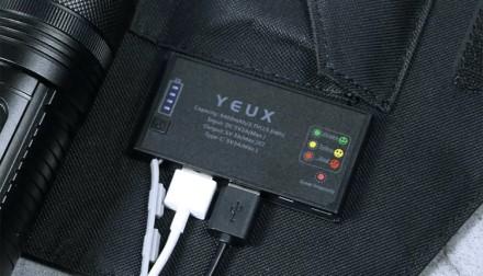 """""""YEUX"""" – """"Xiaomi"""" sukurtas nešiojamas saulės energijos šaltinis"""