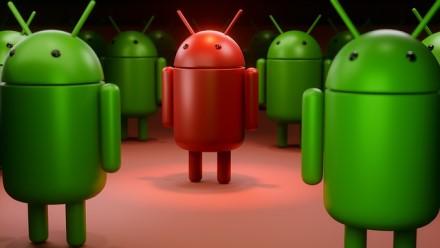 """""""Android"""" telefonuose sparčiai plinta banko sąskaitas iššluojantis virusas"""