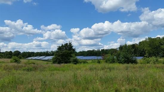 Du nauji saulės elektrinių parkai ir vieną jų statys Ignalinos atominė elektrinė