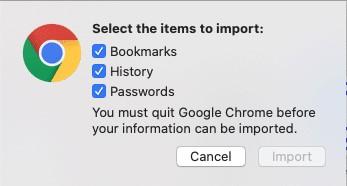 """Kaip tausoti """"MacBook"""" bateriją, ir kaip importuoti """"Google Chrome"""" istoriją, slaptažodžius ir daugiau į """"Safari"""""""