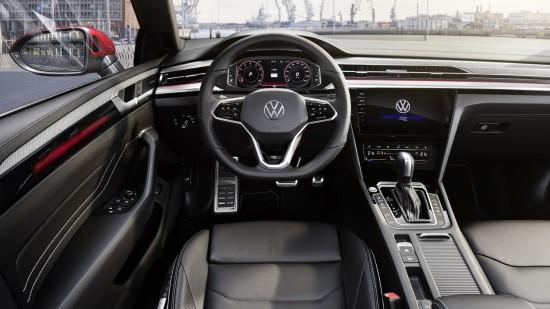 "Naujieji ""Volkswagen"" ""Arteon"" ir ""Arteon Shooting Brake"""