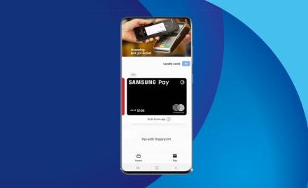 """""""Samsung"""": viena mokėjimo kortelė viskam"""