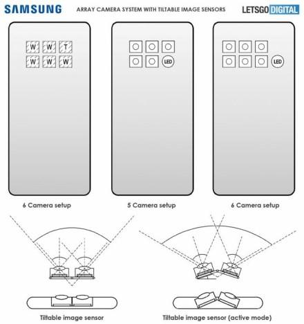 """""""Samsung"""" sugalvojo, kaip perspjauti visus su telefono kameromis"""