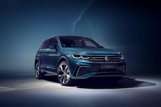 """""""Volkswagen"""" """"Tiguan"""" gama pasipildė ir iš tinklo kraunama, ir R versija"""