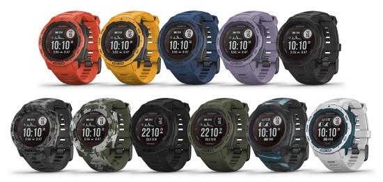 """""""Garmin"""" pristato unikalią išmaniųjų laikrodžių, kuriems pritaikyta saulės elementų technologija, seriją"""