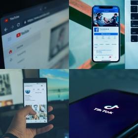 """Kaip ištrinti """"Facebook"""", """"TikTok"""" ir kitas paskyras"""