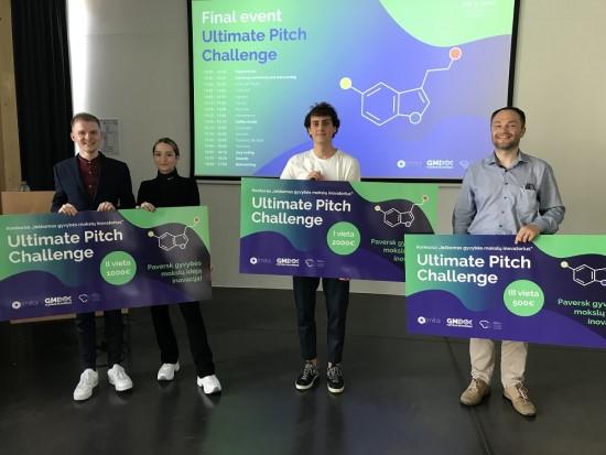 Paaiškėjo gyvybės mokslų inovatorių konkurso nugalėtojai