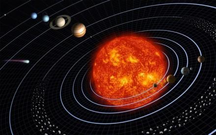 Kur yra Saulės sistemos centras? Tikrai ne ten, kur dauguma pagalvotų jį esant