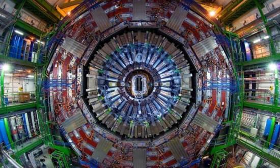 CMS detektorius © CERN