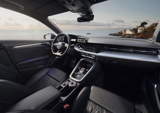 """Nauji """"Audi S3 Sportback"""" ir """"S3 Limousine"""""""