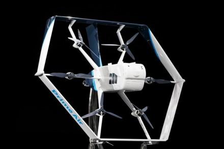 """Amazon"" krovininis dronas © ""Amazon"""
