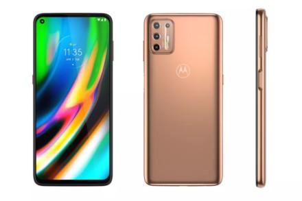 """""""Motorola"""" turi dar vieną naujieną – """"Moto G9 Plus"""""""