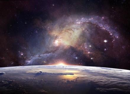 Aplink Žemę egzistuoja galingas natūralus dalelių greitintuvas