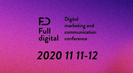 """""""Full digital"""" plečia geografiją ir keliasi į skaitmeninę erdvę"""