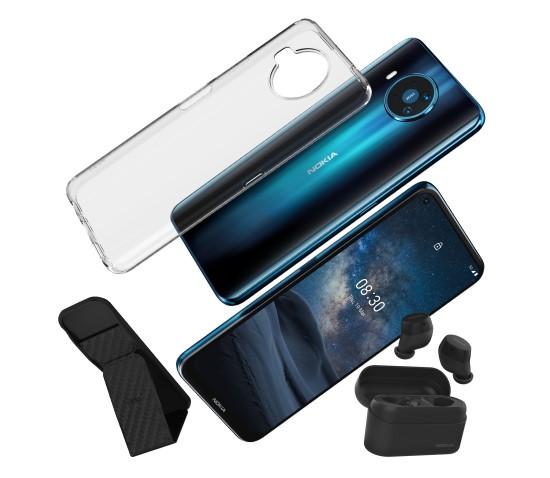 """""""Nokia"""" telefonų gamintojai """"HMD Global"""" pristatė tris naujus telefonus"""
