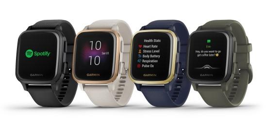 """""""Garmin"""" pristato """"Venu Sq"""" ir """"Venu Sq Music Edition"""" serijos išmaniuosius laikrodžius"""