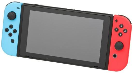 """""""Nintendo Switch"""" – naujausia kompanijos konsolė © commons.wikimedia.org"""
