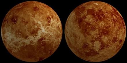 Aiškėja naujos Veneros įdomybės: aktyvūs ugnikalniai padarė didžiulį poveikį