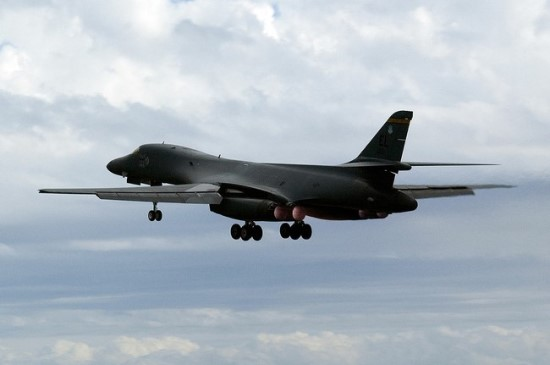 """B-1B Lancer"" © Robert Frola 